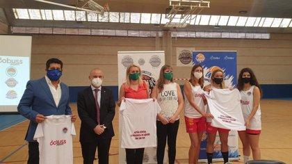 El IAM y Dobuss Córdoba Basket promoverán la prevención y detección de las situaciones de violencia machista