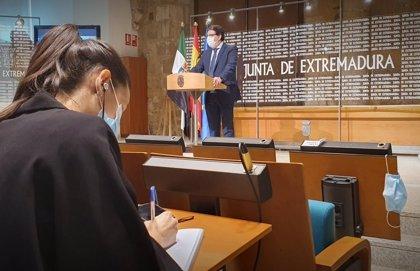 Extremadura ha diagnosticado 178 brotes en la 'nueva normalidad', de los que 122 siguen activos