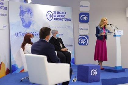 """Vaquero (PP) reivindica la verdad en política: """"Tiene que ser un producto de primera necesidad, no un lujo"""""""