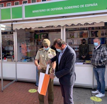 """Arranca la 53 Feria del Libro de Valladolid, en circunstancias """"especiales"""" y con aforo máximo de 150 personas"""