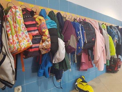 Cerradas 280 aulas de 188 colegios de Euskadi, pero no hay ningún centro escolar clausurado