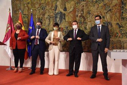Junta, Diputación y Ayuntamiento sellan su compromiso con la reforma integral del Paseo de San Gregorio de Puertollano