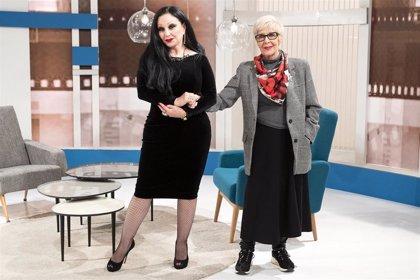 Alaska toma el relevo de Concha Velasco en TVE al frente de 'Cine de Barrio'