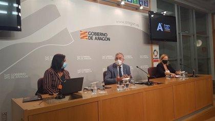 El Departamento de Agricultura lanza una campaña para posicionar los alimentos de Aragón en comercios nacionales