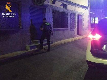 Desalojado un local en San Pablo de los Montes donde había 47 personas entre el bar y la discoteca