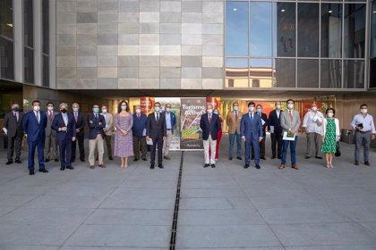 Turismo.-Diputación lanza campaña 'Turismo activo, turismo seguro' de promoción de actividades en la naturaleza