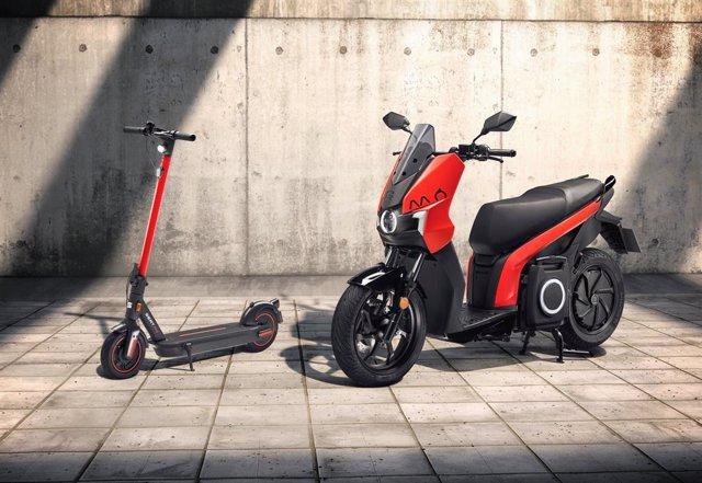 Seat Mó inicia la prerreserva 'online' de su primera moto eléctrica.
