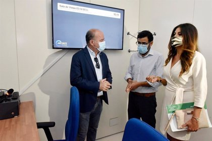 La Junta dota los juzgados de Antequera de una sala Gesell y otra para víctimas de violencia