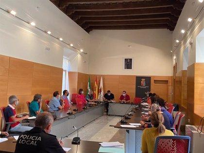 Martos (Jaén) trabaja con la previsión de abrir el albergue para temporeros a pesar de las limitaciones