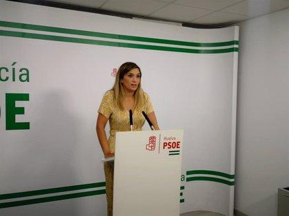 """El PSOE de Huelva alerta de la bajada de personas atendidas por la Dependencia por la """"nefasta"""" gestión de la Junta"""