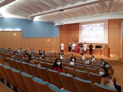 El Área de Gestión Sanitaria Sur de Sevilla recibe a la nueva promoción de residentes para formación especializada
