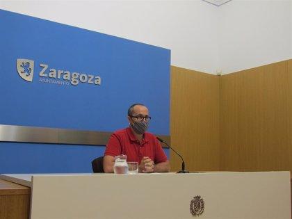 """ZeC critica la """"falta total de diálogo y mentiras"""" de Azcón con la aprobación de las ordenanzas fiscales"""