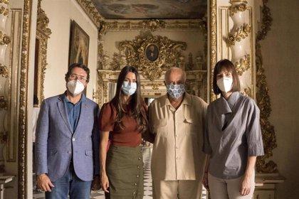 Gandia (Valencia) acoge el rodaje de la superproducción 'Glow and Darkness'