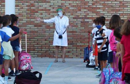 """Bendodo destaca que casi el 94% de los centros escolares de Andalucía """"está libre de coronavirus"""""""