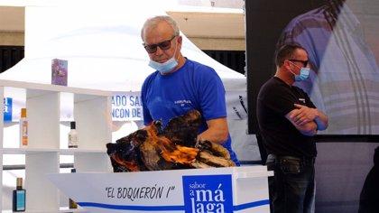 Sabor a Málaga organiza un mercado gastronómico en Rincón de la Victoria por la Fiesta del Boquerón Victoriano