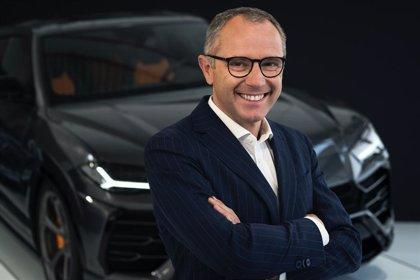 Stefano Domenicali deja la presidencia de Lamborghini y sustituirá a Carey al frente de la Fórmula 1