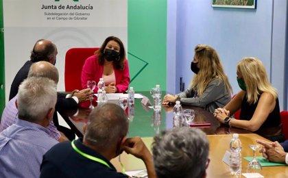 Junta anima a las Organizaciones de Productores de Frutas y Hortalizas de Cádiz a presentar nuevos programas operativos