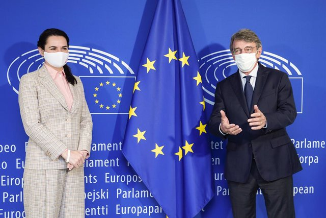 UE.- La oposición bielorrusa, Berta Cáceres y activistas LGTBI polacos, principa