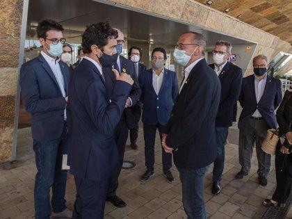 El Ayuntamiento de Lleida celebra que la Generalitat asuma la línea Lleida-Manresa