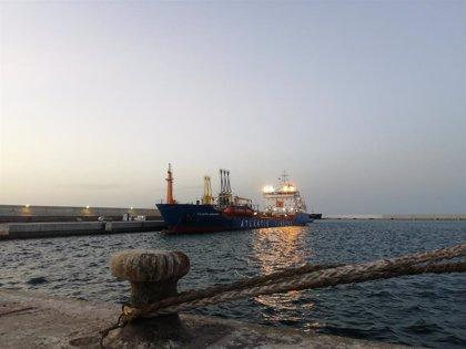 Puertos.- El operador Secicar mueve por el Puerto de Motril 41.000 toneladas de biodiesel