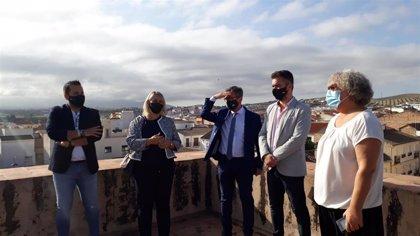 La Junta contribuye con 110.000 euros en las reparaciones de los daños de la DANA en Las Gabias (Granada)
