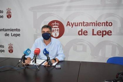 El Ayuntamiento de Lepe (Huelva) contrata las obras para el abastecimiento de agua al Chare de la costa