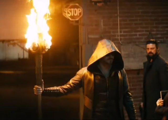 El Farolero (Lamplighter) en la temporada 2 de The Boys