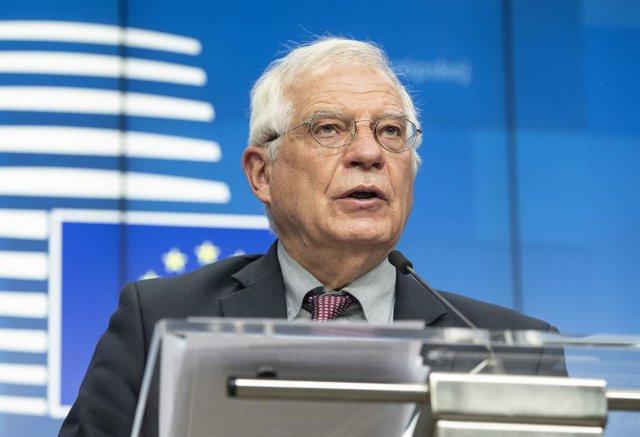 """Venezuela.- Borrell contesta al PPE que la UE no negocia con Maduro y que está """""""