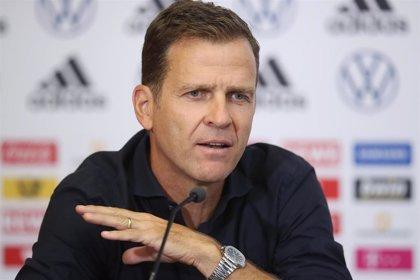 Bierhoff teme que la Eurocopa del próximo año se dispute sin público