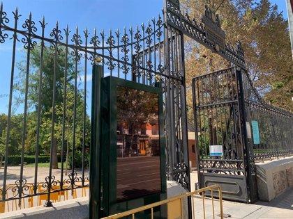 Reabre el parque de El Retiro tras ser cerrado a causa del fuerte viento