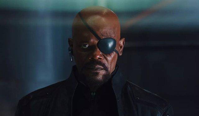 Samuel L. Jackson como Nick Fury