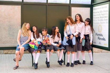 La película 'Las niñas', premio del jurado del 3 Brussels International Film Festival