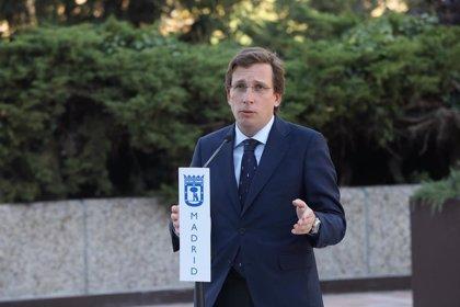 """Almeida dice que Madrid tendrá colaboración con el Gobierno pero """"no adhesión inquebrantable"""""""