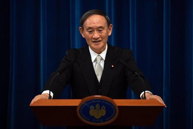 """Japón.- Suga ofrece en la ONU una reunión """"sin condiciones"""" a Kim Jong Un para """""""