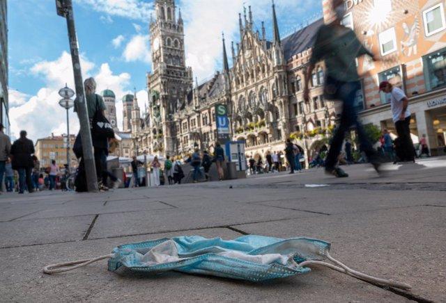 Coronavirus.- Alemania mantiene su tendencia al alza y notifica más de 2.500 cas