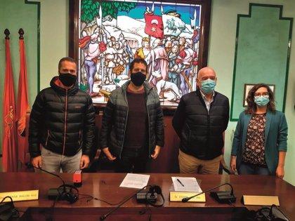 El Ayuntamiento de Villava y Adacen firman un convenio para ofrecer fisioterapia a personas dependientes