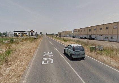 Licitadas obras en la Ex-209 para mejorar los accesos a Pueblonuevo, Aljucén, La Garrovilla y Esparragalejo