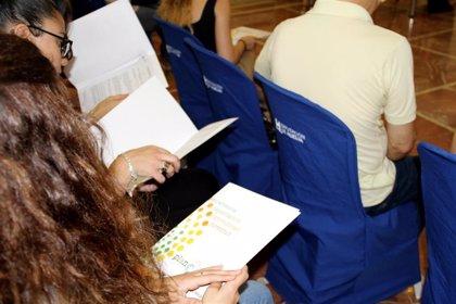 Jóvenes beneficiados con las becas HEBE Primera Oportunidad de Diputación de Huelva inician sus prácticas en empresas