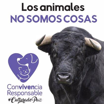 Libera! solicitará a la Junta una ayuda de 324.000 euros para recordar a los escolares que los animales no son cosas