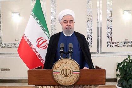 Rohani estima que Irán ha perdido 150.000 millones de dólares por las sanciones de Estados Unidos