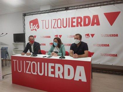 """IU La Rioja estrena nueva sede regional: """"Un espacio abierto para seguir siendo útiles y ayudar a la ciudadanía"""""""