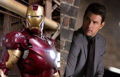 Así luce Tom Cruise como nuevo Iron Man del Multiverso Marvel
