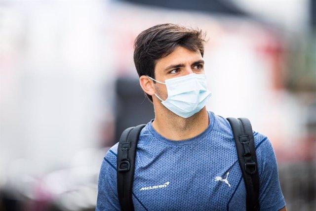 """Fórmula 1/GP Rusia.- Sainz: """"Las nubes y la lluvia nos han afectado más de lo qu"""
