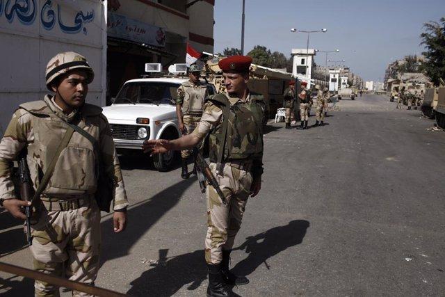 Egipto.- Varios detenidos durante protestas contra el Gobierno en Egipto