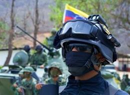 """Venezuela.- Dos muertos en enfrentamiento del Ejército venezolano con """"grupos ir"""