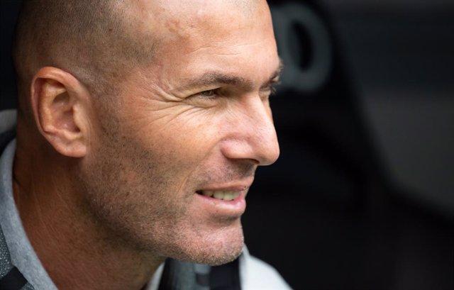 """Fútbol.- Zidane: """"Dicen que no metemos goles y hemos metido tres"""""""