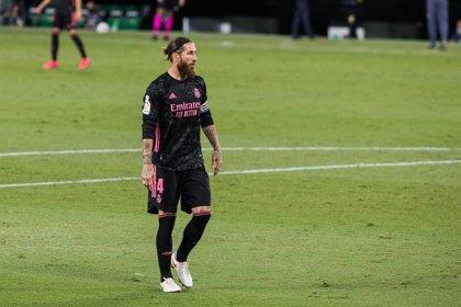 """Sergio Ramos: """"Los árbitros nos han ayudado a veces y otras nos han perjudicado"""""""