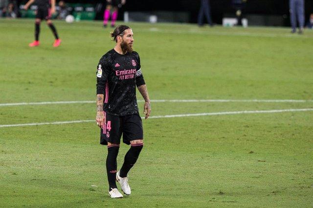 """Fútbol.- Sergio Ramos: """"Los árbitros nos han ayudado a veces y otras nos han per"""