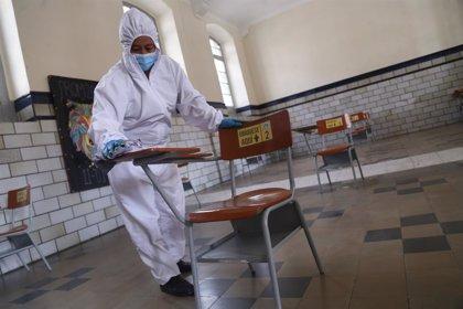 Coronavirus.- Colombia rebasa los 800.000 contagios de coronavirus con 7.000 más en las últimas 24 horas