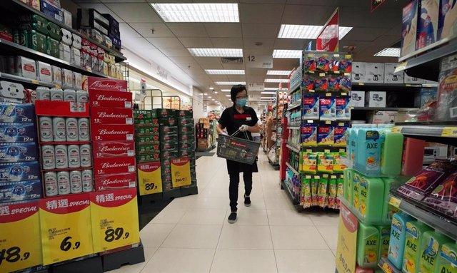 Coronavirus.- China confirma 14 positivos importados y continúa sin casos de cor
